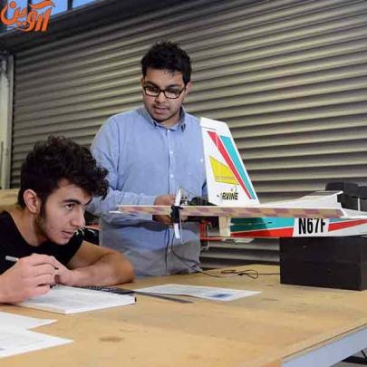 رشته مهندسی هوا فضا و رتبه قبولی