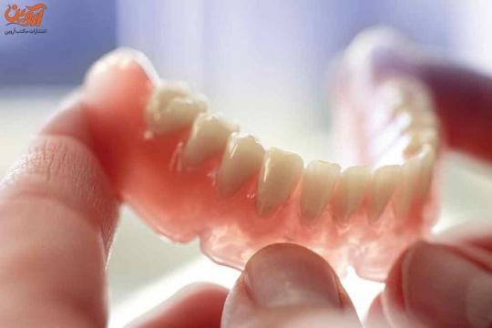 رتبه قبولی کاردانی پروتز دندان