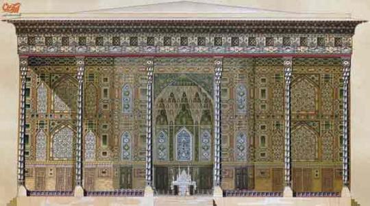 مرمت بناهای تاریخی و رتبه قبولی