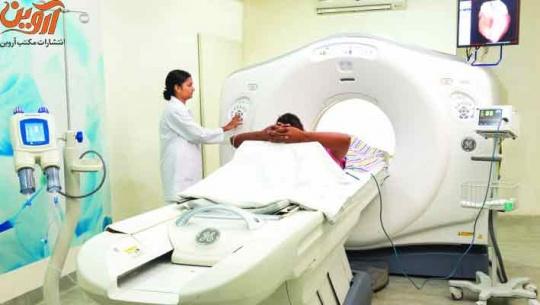 رتبه قبولی در رشته تکنولوژی پرتوشناسی(رادیولوژی)