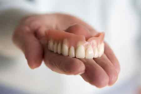 رتبه قبولی رشته کاردانی پروتز دندان