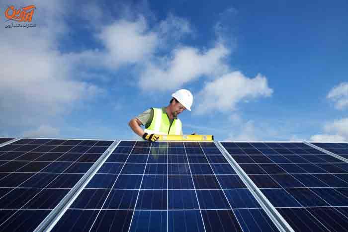 نصاب پنل های خورشیدیبهترین و پر درآمدترین مشاغل در 10 سال آینده